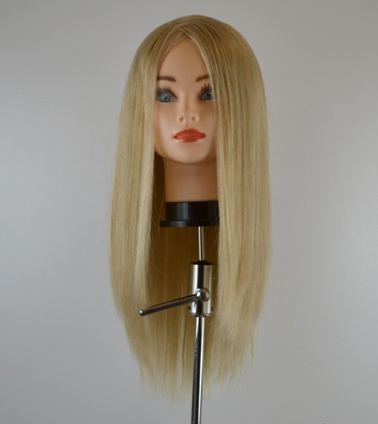 Echthaarperücke (3119) Blondtöne gemischt