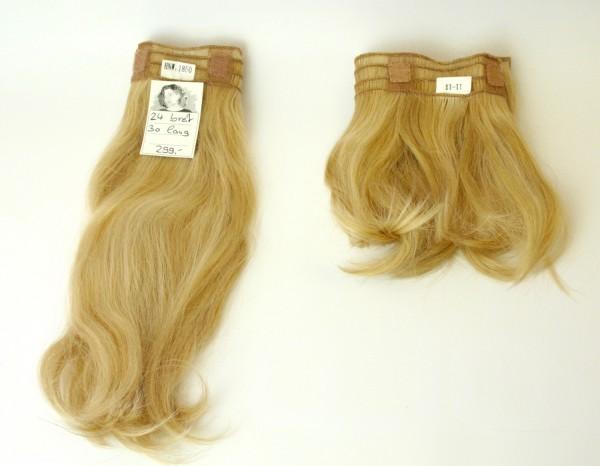 Tressenband zur Haarverdichtung Blond-Mix in 6 Größen