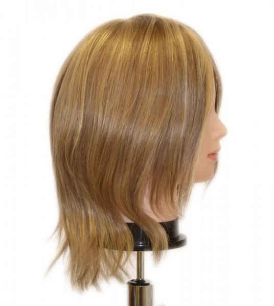 Basis Echthaarperücke (blond)